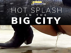 HOT SPLASH IN THE BIG CITY
